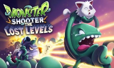 Poster Monster Shooter: Lost Levels — отстрел монстров