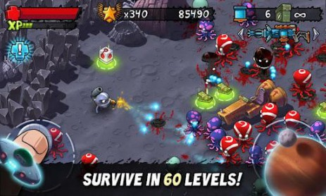 Скриншот Monster Shooter: Lost Levels
