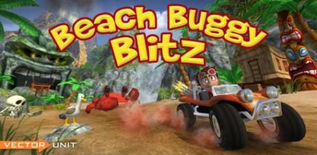 "Poster <span lang=""ru"">Beach Buggy Blitz</span>"