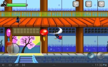 Скриншот Ninja game