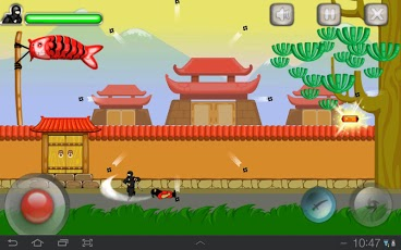 Ninja game (Legend of Kage) | Android