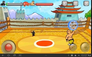 Poster Ninja game (Legend of Kage)