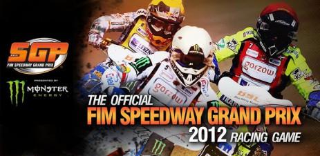 "Poster <span lang=""ru"">Speedway GP 2012 – гонки на мотоциклах</span>"