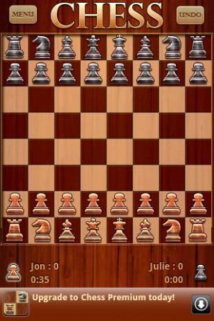 Скриншот Chess Free