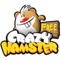 Crazy Hamster Free - icon
