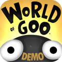«World of Goo Demo — липкие шарики» на Андроид