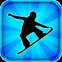 Crazy Snowboard - icon