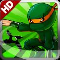 «Ninja Rush HD – стремительный ниндзя» на Андроид