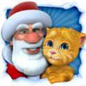 Talking Santa meets Ginger - icon