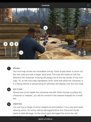 Grand Theft Auto V: The Manual | Android