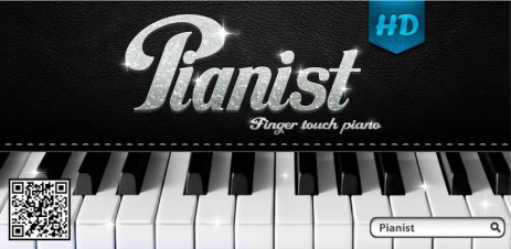 Скриншот Pianist HD – Finger Tap Piano