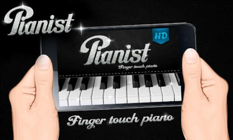 Pianist HD : Piano + 20121123 download on Android free