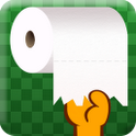 Drag Toilet Paper - icon