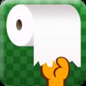 «Drag Toilet Paper – раскрутитуалетную бумагу» на Андроид