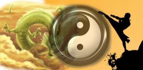 Feng Shui Yinyang BW LWP - thumbnail