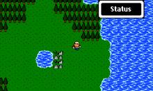 Скриншот Dragon Fantasy 8-bit RPG
