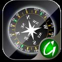 «3D Compass — компас путешественника » на Андроид