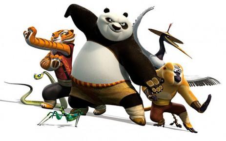 Kids Sudoku Kun Fu Panda - судоку для детей - thumbnail