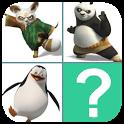 Kids Memory Panda & Madagascar