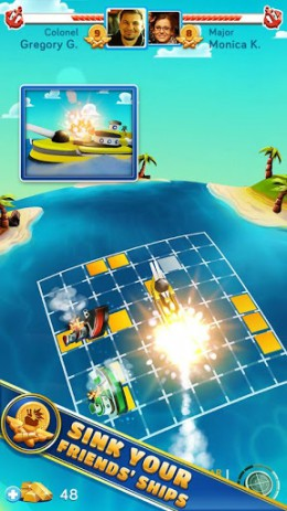BattleFriends at Sea | Android