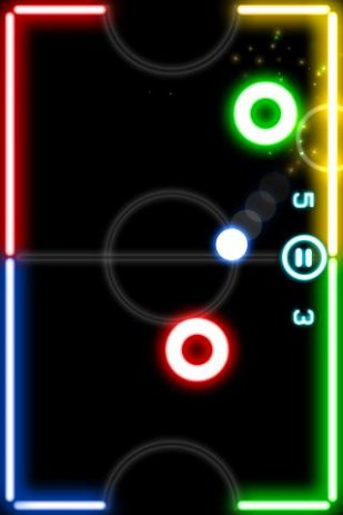 Glow Hockey | Android
