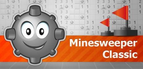 "Poster <span lang=""ru"">Minesweeper Classic (Сапер)</span>"