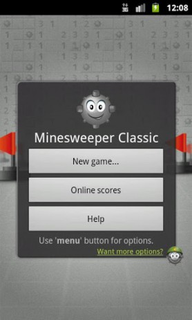 Скриншот Сапёр