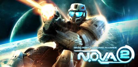 N.O.V.A. 2 HD – фантастический боевик - thumbnail