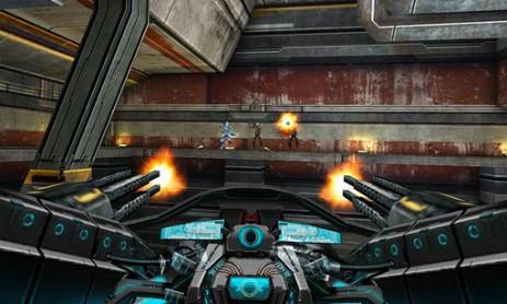 Скриншот N.O.V.A. 2 HD – фантастический боевик