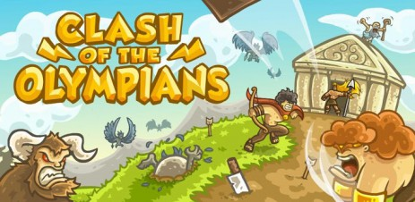 Clash of the Olympians - Битва на Олимпе | Android