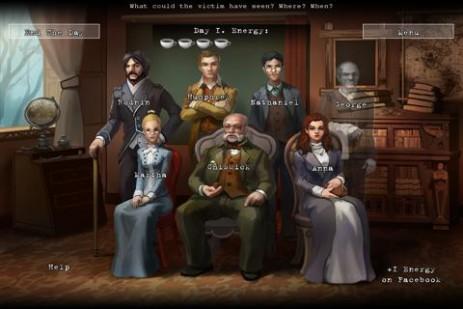 Кто Убийца (Эпизод II) - детектив в английском стиле | Android