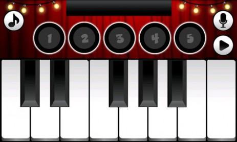 Скриншот Baby Piano : Happy New Year – пианино для малышей