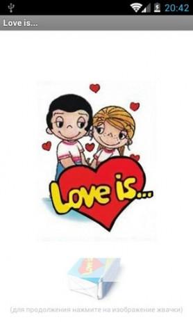 Скриншот Love is…