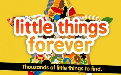 Маленькие вещи навсегда - найди загаданную вещь | Android