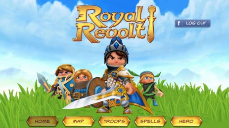 Скриншот Королевское Восстание