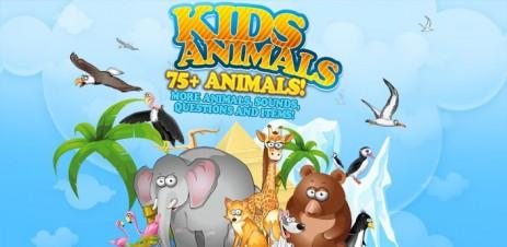 "Poster <span lang=""ru"">Kids Learn about Animals Lite</span>"