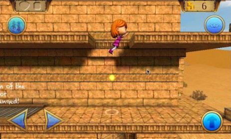Скриншот Ниа: Охота за алмазами
