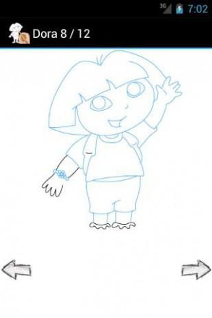 Скриншот Как рисовать: мультперсонажей