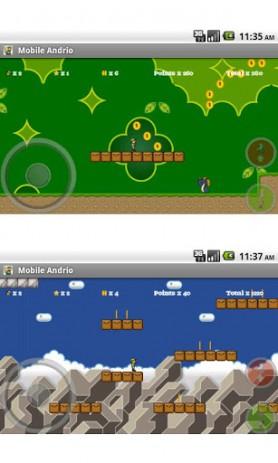 Скриншот Mobile Andrio