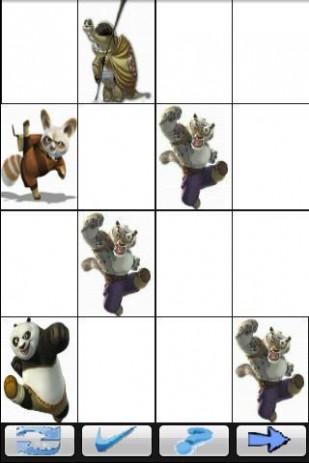 Kids Sudoku Kun Fu Panda - судоку для детей | Android