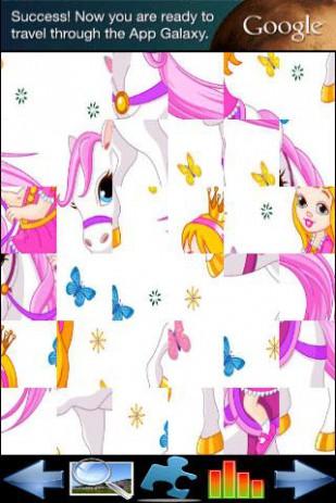 Скриншот Пазл – Принцессы