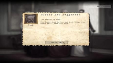Скриншот Кто Убийца