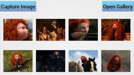 Скриншот Храбрая сердцем – пазл