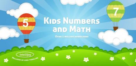 Математика для детей - thumbnail
