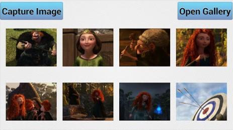 Скриншот Храбрая сердцем — пазл