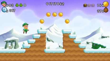 Скриншот Lep's World 2