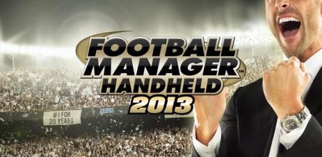 Football Manager Handheld 2013 - футбольный менеджер - thumbnail