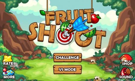 Fruit Shoot- стрельба фруктами | Android