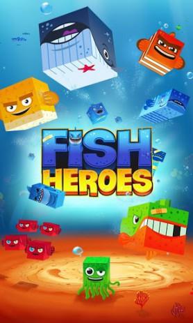 Скриншот Fish Heroes – рыбка герой
