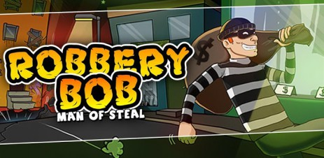 Robbery Bob - воришка Боб - thumbnail